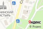 Схема проезда до компании Почтовое отделение №21 в Рязани