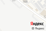 Схема проезда до компании Термо в Аксае