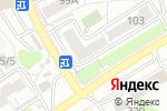Схема проезда до компании Pcshop.su в Ростове-на-Дону