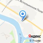 Горзеленхозстрой на карте Ярославля