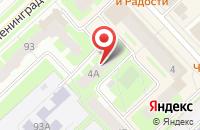 Схема проезда до компании Булочная-кондитерская в Вологде