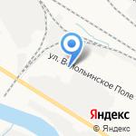 Светодиодное освещение на карте Ярославля
