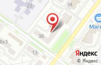 Схема проезда до компании Pizza & Pasta в Ярославле