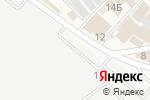 Схема проезда до компании Магазин дверей в Аксае