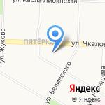 ЯрЛегис на карте Ярославля