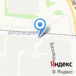 Рос-транс на карте Ярославля