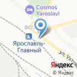 Встреча на карте Ярославля