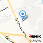 Русский свет на карте Ярославля