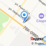 PitStop на карте Ярославля