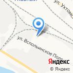 Эколес на карте Ярославля