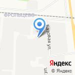 Интреснаб на карте Ярославля