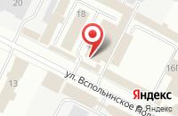 Схема проезда до компании Photo76club в Ярославле