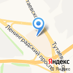 Sherlock на карте Ярославля