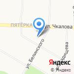 Мастер Шен на карте Ярославля