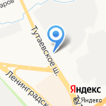 Авто бизнес центр групп на карте Ярославля