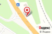 Схема проезда до компании Магазин автотоваров в Турлатово