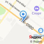 Мир автозапчастей на карте Ярославля