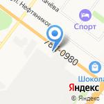 PDR-garage на карте Ярославля