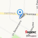 ТехПромРесурс на карте Ярославля