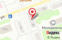 Схема проезда до компании Газета «Вечерний Северодвинск» в Северодвинске