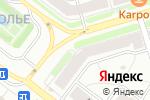 Схема проезда до компании Северный ветер в Ярославле