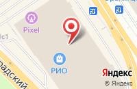 Схема проезда до компании М.Видео в Ярославле
