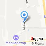 Химпром-М на карте Ярославля