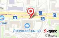 Схема проезда до компании Gyrobar в Ярославле