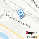 Vip свет на карте Ярославля