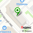 Местоположение компании Адреналин Спорт