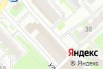 Схема проезда до компании Магазин хозтоваров в Вологде