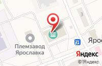 Схема проезда до компании Участковый пункт полиции в Ярославке