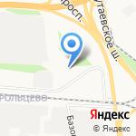 ГРАНД на карте Ярославля