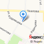 Toolson на карте Ярославля