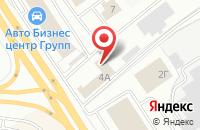 Схема проезда до компании Росалин в Ярославле