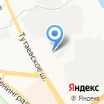 Статус на карте Ярославля