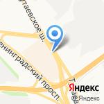 ФаерБах на карте Ярославля