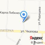 Доктор Дент на карте Ярославля