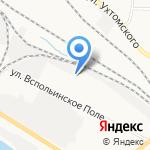 Playwood на карте Ярославля