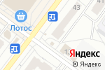 Схема проезда до компании Табачный капитан в Ярославле
