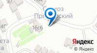 Компания Медовея на карте