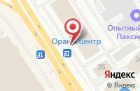 Схема проезда до компании Атака в Ярославле