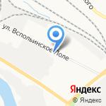 Штепсель и Батарейка на карте Ярославля