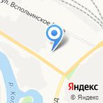 МагистралЪ на карте Ярославля