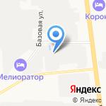 Толедо на карте Ярославля