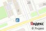 Схема проезда до компании Акварель в Северодвинске