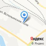 Перформ Хоум на карте Ярославля