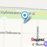 КерамикТрейд на карте Ярославля