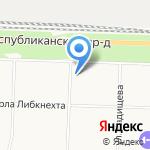 Геоматериалы на карте Ярославля