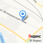 КДМ на карте Ярославля